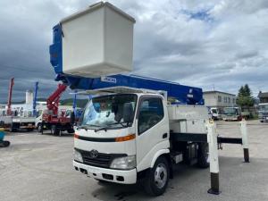 トヨタ ダイナトラック 14.6m高所作業車 電工仕様