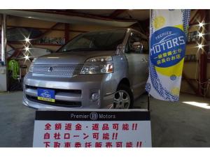 トヨタ ヴォクシー Z 煌 4WD/4年保証/両側パワースライド/リアヒーター/寒冷地/チェーン式/