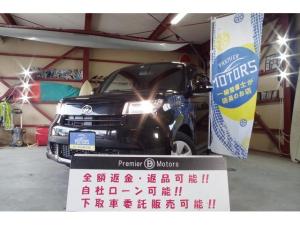 トヨタ bB S 4WD/プレミア1年保証/最終型/HDDナビ/チェーン式/事故無