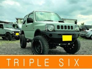 スズキ ジムニー KANSAI 4WD 本州車両 リフトアップ