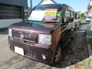 ダイハツ ムーヴコンテ G NAVI 4WD ABS ETC ナビ バックモニター スマートキー エコアイドル 社外エンジンスターター