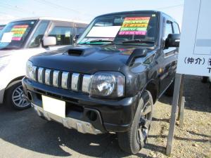スズキ ジムニー クロスアドベンチャーXC 4WD マニュアル5速 キーレス ワンオーナー 社外オーディオ ハーフレザーシート