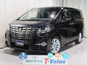 トヨタ アルファード S 4WD TV