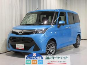 トヨタ タンク X 4WD