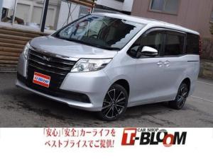 トヨタ ノア X 4WD HDDナビ Bカメ AW パワースライド LED