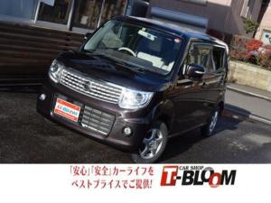 日産 モコ ドルチェX FOUR 4WD ナビ ETC プッシュスタート TV