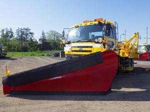 日産ディーゼル ビッグサム 除雪トラック 6×6 IG2W