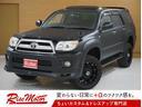 トヨタ/ハイラックスサーフ SSR-G 4WD・マットブラック・サンルーフ・20AW