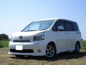 トヨタ ヴォクシー X Lエディション 4WD フルセグナビTV Bカメラ