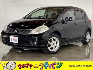 日産 ティーダ 15M FOUR 夏冬プラン有 サビ無 Eスタ  4WD