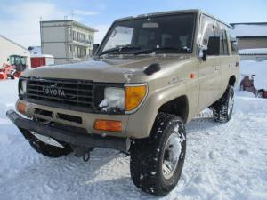 トヨタ ランドクルーザープラド SXワイド 4WD リフトアップ AT 4ナンバー登録