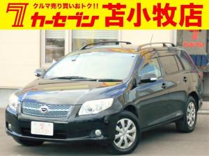 トヨタ カローラフィールダー 1.5X HIDセレクション 4WD 純正ナビ