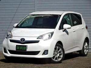 トヨタ ラクティス 1.5G 4WD 1オーナー 寒冷地仕様 ナビTV エンスタ