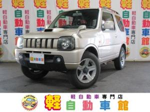 スズキ ジムニー ワイルドウインド ナビ TV ABS 4WD