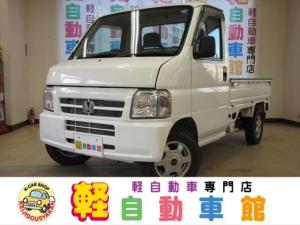 ホンダ アクティトラック SDX エアコン・パワステ ワンオーナー マニュアル 4WD