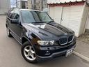 BMW/BMW X5 3.0i4WD キーレス ブラックレザーシート パワーシート