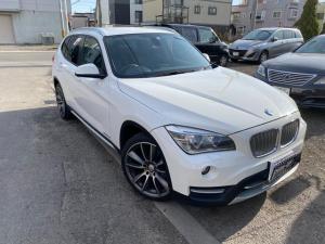 BMW X1 xDrive20i xライン4WD社外19インチ・ETC付き