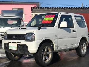 スズキ ジムニー XG・4WD・ワンオーナー・ETC・AT・キーレス