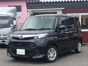 ダイハツ トール X SAIII 4WD ETC 衝突軽減ブレーキ