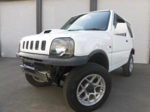 スズキ ジムニー XL 4WD リフトアップ