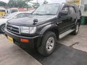 トヨタ ハイラックスサーフ SSR-X ワイド 4WD