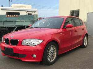 BMW 1シリーズ 116i 6速オートマ 盗難防止システム 純正アルミ