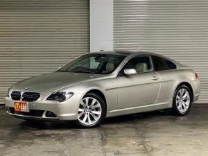BMW 6シリーズ 645Ci 純正ナビ サンルーフ 本革シート