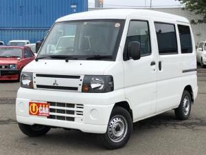 三菱 ミニキャブバン  福祉車両 車いす仕様車 テールゲートリフト式 キーレス