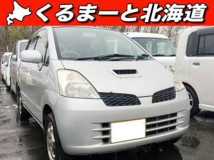 i日産 モコ T 4WD 禁煙車 寒冷地仕様 1年保証