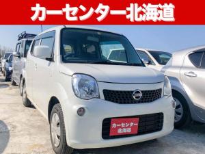 日産 モコ S FOUR 4WD 1年保証 夏冬タイヤ 禁煙車 寒冷地