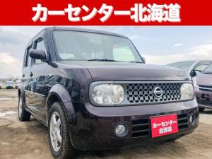 日産 キューブ 14S FOUR 4WD 1年保証 スマキー ETC 寒冷地