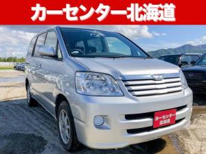 トヨタ ノア X 4WD 1年保証 ナビ 夏冬タイヤ 禁煙車 寒冷地仕様