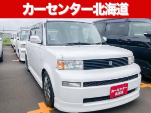 トヨタ bB Z Xバージョン 4WD 1年保証 ナビ 禁煙車 寒冷地仕様