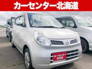 日産 モコ S 1年保証 エンスタ 夏冬タイヤ 禁煙車 寒冷地仕様
