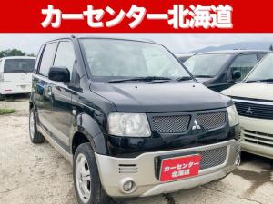 三菱 eKアクティブ スペシャルカラーエディションV 1年保証 4WD 禁煙車 寒冷地仕様