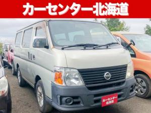 日産 キャラバン  1年保証 4WD ディーゼル ナビ 寒冷地仕様