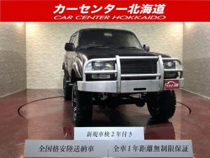 トヨタ ランドクルーザー80 VXリミテッド 4WD 1年保証 サンルーフ 寒冷地仕様