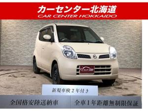 日産 モコ S FOUR 4WD 1年保証 キーレス 寒冷地仕様 禁煙車