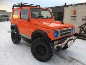スズキ ジムニー HA 4WD 5MT