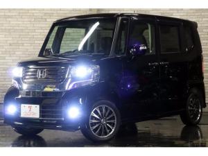 ホンダ N-BOXカスタム G・ターボパッケージ4WDx本州仕入x両側電動スライドドア