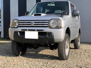 スズキ ジムニー XG 4WD 2インチアップ キーレス エンジンスターター 検3/9 ジムニー 軽自動車