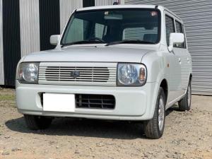 スズキ アルトラパン G 4WD 軽自動車