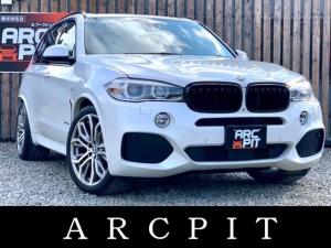 BMW X5 xDrive 35d Mスポーツ 4WD ナビ TV ターボ