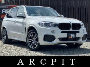 BMW X5 xDrive 35d MスポーツレザーセレクトPKG