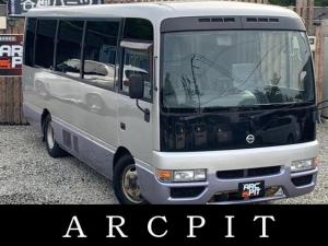 日産 シビリアンバス ロングキャンピング3000Wインバーター 走行充電 レンジ