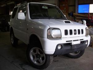 スズキ ジムニー XC 本州仕入れ 4WD リフトUP キーレス ルーフレール