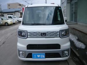 ダイハツ ウェイク X 4WD 寒冷地仕様 LED ターボ シートヒーター