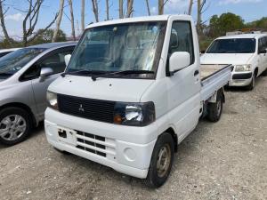 三菱 ミニキャブトラック  4WD 5MT 軽トラック