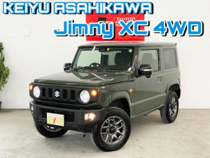 スズキ ジムニー XC 4WD デュアルブレーキサポート シートヒーター