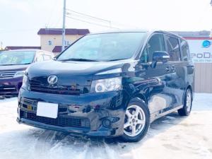 トヨタ ヴォクシー X Lエディション 4WD 純正DVDナビ 寒冷地 パワスラ